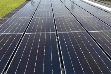 愛知県N市K様 太陽光発電システム設置工事