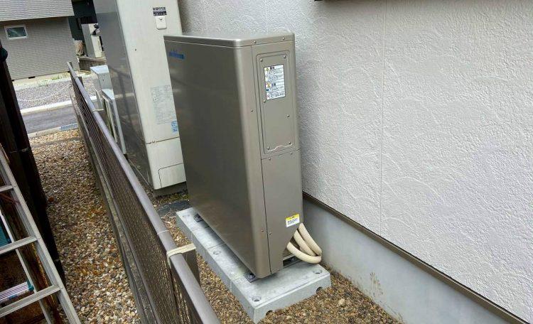 愛知県T市I邸 蓄電池設置工事