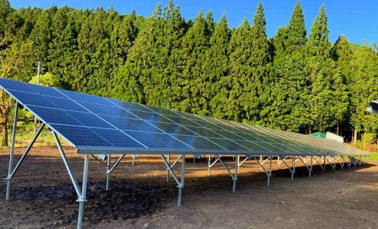 岐阜県M市N邸 太陽光発電システム設置工事