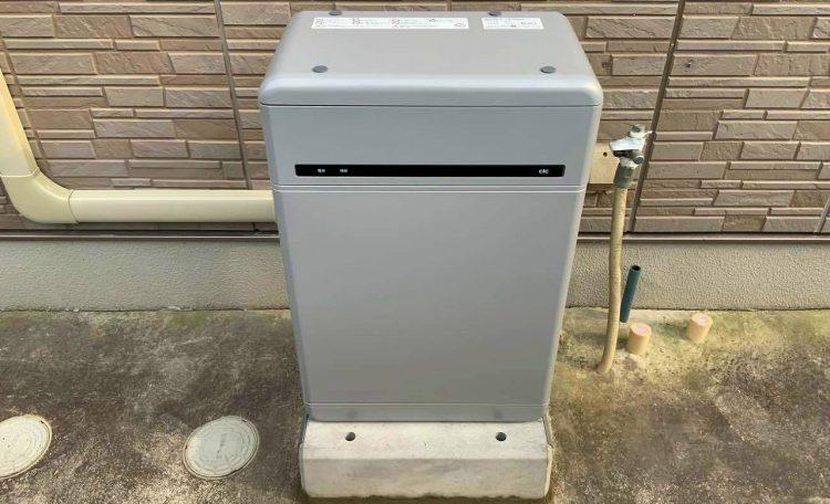 愛知県I市I邸 蓄電池設置工事